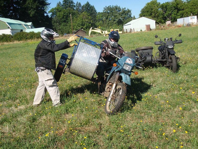 Dual Sport Bikes With Sidecars Sidecar Dualsport Sidecar